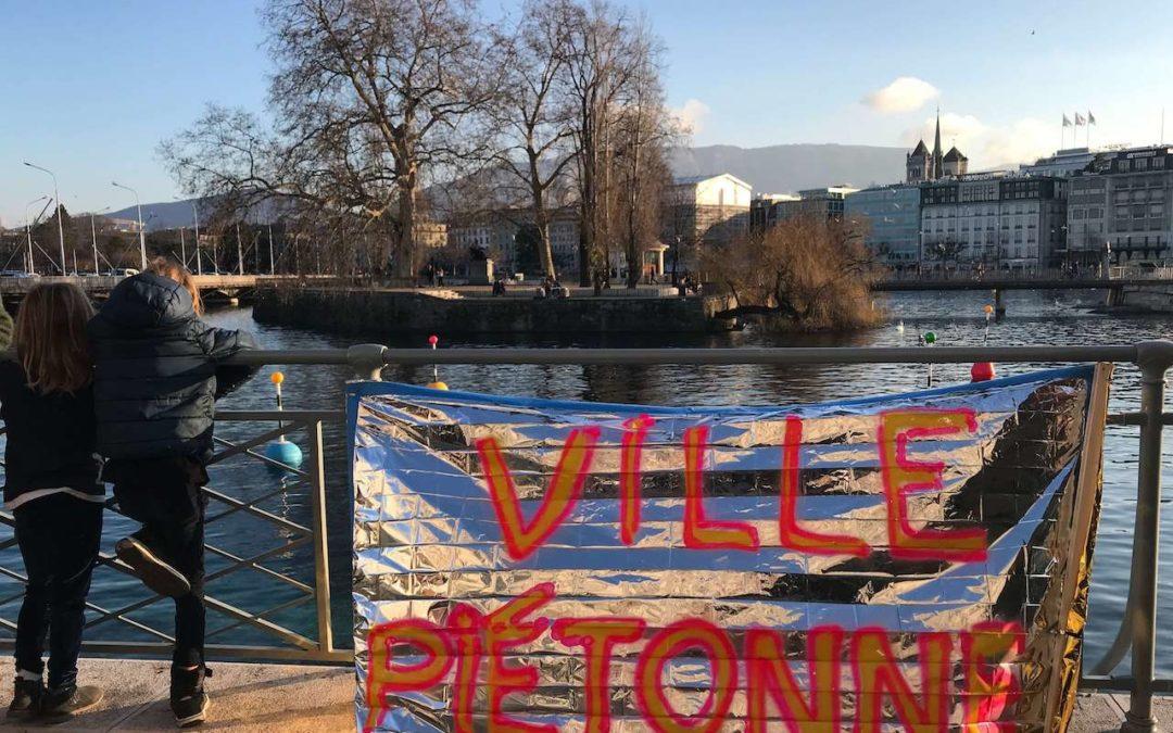 TDG: Pour la piétonnisation de St-Gervais