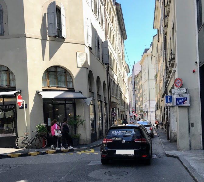 Rue des Etuves